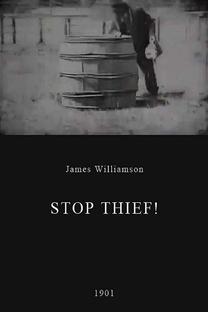 Stop Thief! - Poster / Capa / Cartaz - Oficial 1