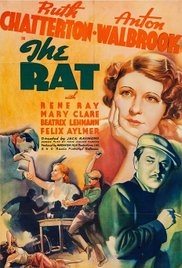 The Rat - Poster / Capa / Cartaz - Oficial 1