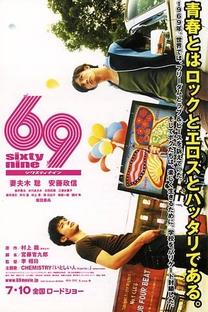 69 Sixty Nine - Poster / Capa / Cartaz - Oficial 3