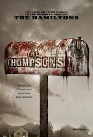 The Thompsons - Poster / Capa / Cartaz - Oficial 2