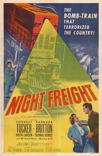 Atentado na Noite - Poster / Capa / Cartaz - Oficial 1