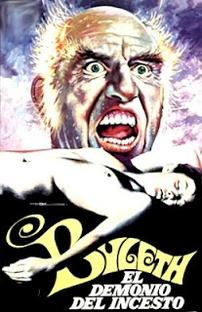 Byleth - O Demônio do Incesto - Poster / Capa / Cartaz - Oficial 1