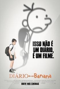 Diário de um Banana - Poster / Capa / Cartaz - Oficial 1