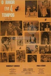 O Amor em Quatro Tempos - Poster / Capa / Cartaz - Oficial 1