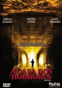 A Casa dos Horrores - Poster / Capa / Cartaz - Oficial 1