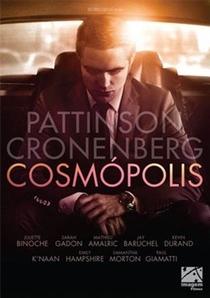 Cosmópolis - Poster / Capa / Cartaz - Oficial 7