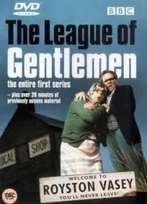 A Liga dos Cavalheiros (1ª Temporada) - Poster / Capa / Cartaz - Oficial 3