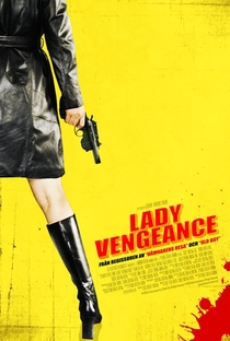 Lady Vingança - Poster / Capa / Cartaz - Oficial 4