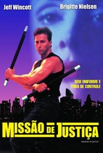 Leis Marciais 3: Missão de Justiça - Poster / Capa / Cartaz - Oficial 3