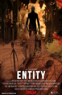 Entity - Poster / Capa / Cartaz - Oficial 2