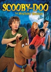 Scooby-Doo! O Mistério Começa - Poster / Capa / Cartaz - Oficial 3