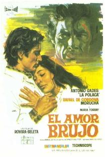 Amor Bruxo - Poster / Capa / Cartaz - Oficial 4