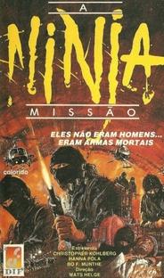 Ninja - A Missão - Poster / Capa / Cartaz - Oficial 1