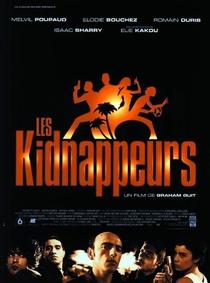 Os sequestradores - Poster / Capa / Cartaz - Oficial 1