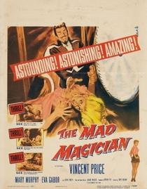 A Máscara do Mágico - Poster / Capa / Cartaz - Oficial 3