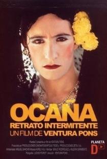 Ocaña, Retrato Intermitente - Poster / Capa / Cartaz - Oficial 1
