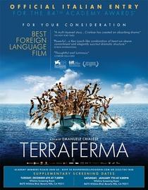Terra Firme - Poster / Capa / Cartaz - Oficial 2