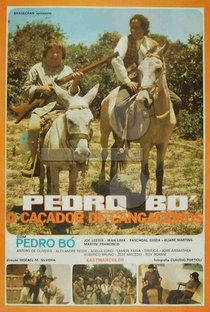 Pedro Bó, O Caçador de Cangaceiros - Poster / Capa / Cartaz - Oficial 1