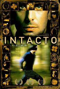 Intacto - Poster / Capa / Cartaz - Oficial 1