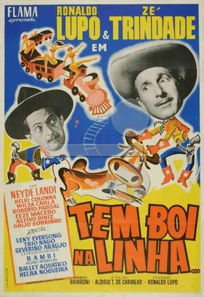 Tem Boi na Linha! - 1957 | Filmow
