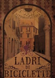 Ladrões de Bicicletas - Poster / Capa / Cartaz - Oficial 13