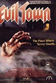 Evil Town - Poster / Capa / Cartaz - Oficial 2