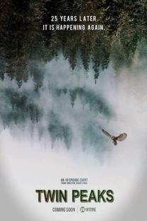 Twin Peaks (3ª Temporada) - Poster / Capa / Cartaz - Oficial 1