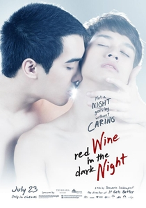Red Wine in the Dark Night - Poster / Capa / Cartaz - Oficial 9