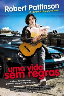 Uma Vida Sem Regras - Poster / Capa / Cartaz - Oficial 1