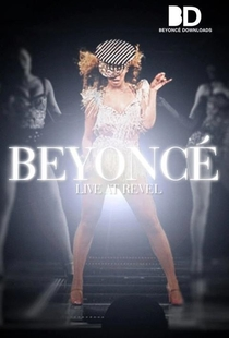 Beyoncé: Live in Atlantic City - Poster / Capa / Cartaz - Oficial 3