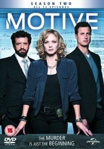 Motive: Crime e Motivação - 1ª Temporada Completa - Poster / Capa / Cartaz - Oficial 1