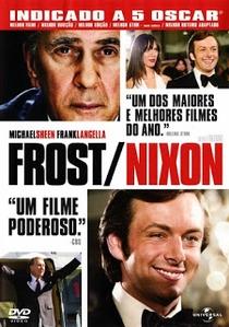 Frost/Nixon - Poster / Capa / Cartaz - Oficial 4