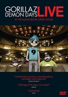 Gorillaz ‎– Demon Days Live At The Manchester Opera House (Gorillaz ‎– Demon Days Live At The Manchester Opera House)