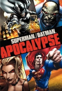 Superman & Batman: Apocalipse - Poster / Capa / Cartaz - Oficial 1