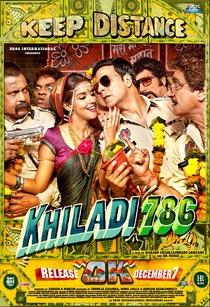 Khiladi 786 - Poster / Capa / Cartaz - Oficial 7