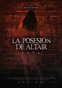 1974: A Possessão de Altair - Poster / Capa / Cartaz - Oficial 2
