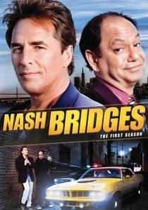 Nash Bridges - Poster / Capa / Cartaz - Oficial 1
