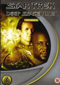 Jornada nas Estrelas: Deep Space Nine (6ª Temporada) - Poster / Capa / Cartaz - Oficial 2