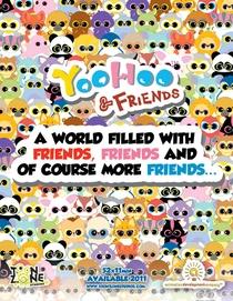 Yoohoo - Amigos da Natureza (1ª Temporada) - Poster / Capa / Cartaz - Oficial 1