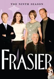 Frasier (9° temporada) - Poster / Capa / Cartaz - Oficial 1
