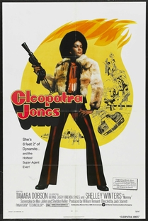 Cleópatra Jones - Poster / Capa / Cartaz - Oficial 2
