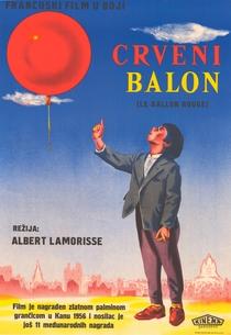 O Balão Vermelho - Poster / Capa / Cartaz - Oficial 6