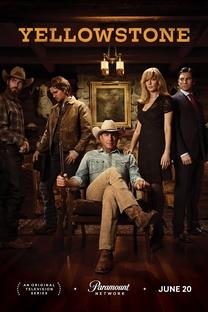 Yellowstone (1ª Temporada) - Poster / Capa / Cartaz - Oficial 1
