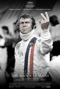Steve McQueen: The Man & Le Mans - Poster / Capa / Cartaz - Oficial 1