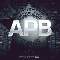 APB (1ª Temporada) - Poster / Capa / Cartaz - Oficial 2