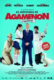 As Aventuras de Agamenon - O Repórter - Poster / Capa / Cartaz - Oficial 1