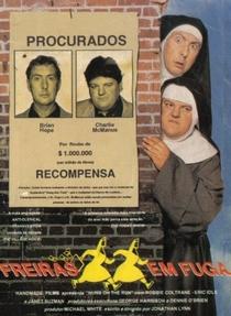 Freiras em Fuga - Poster / Capa / Cartaz - Oficial 2