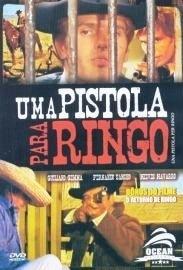 Uma Pistola Para Ringo - Poster / Capa / Cartaz - Oficial 2