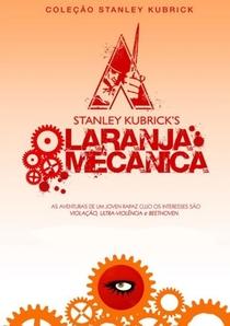Laranja Mecânica - Poster / Capa / Cartaz - Oficial 19
