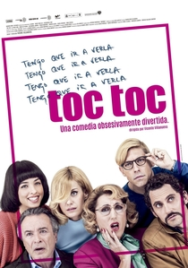 Toc Toc - Poster / Capa / Cartaz - Oficial 1